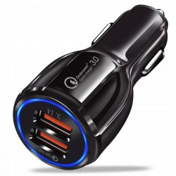 Car charger 3.1A 2xUSB